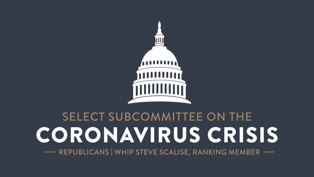 Featured image for The Republican Plan for the Select Subcommittee on the Coronavirus Crisis